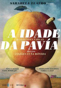 A idade da pavía (Sarabela Teatro) @ Auditorio Municipal - Ourense escea escena teatro