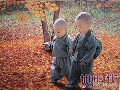 小和尚也很萌:超可爱宝宝集锦[图]