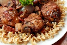 French Chicken Recipe Coq Au Vin