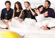 Life After How I Met Your Mother: 7 Novels Of Friendship, Love, And Fate