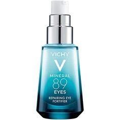 Vichy Minéral 89 Hyaluronic Acid Serum Moisturizer 50 ml: Amazon.de: Premium Beauty Eyelash Serum, Eye Serum, Best Drugstore Eye Cream, Drugstore Beauty, Glycerin, Best Eye Cream, Under Eye Bags, Eye Gel, Contouring