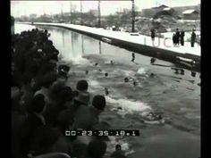 """Nuoto      il """"cimento d'inverno"""" del Naviglio"""