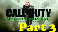 COD 4 Modern Warfare Remastered pt 3 This isn't Drivin Miss Daisey