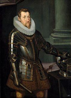 Portrait of Ferdinand II, Holy Roman Emperor, artist unknown, 1614