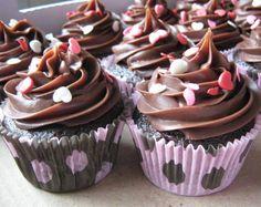 ganache durinho para cupcake