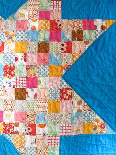beautiful quilting by Penny of sewtakeahike