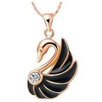 I think you'll like 18k Rose Gold Plated Pendant Necklace. Art. SCN-869. Add it to your wishlist!  http://www.wish.com/c/52ffb3ce5aefb0730870562d