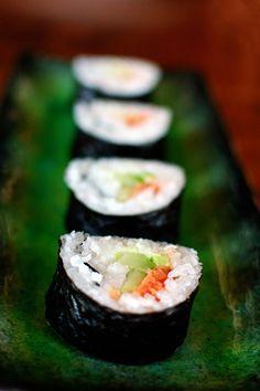 Como preparar tu propio sushi en casa