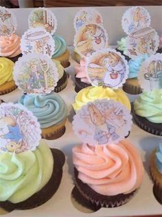 Butternut Cupcakes Specialty Cupcakes -Peter Rabbit
