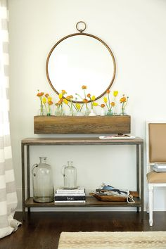 Ballard Designs Scatola wall mounted organizer for your entryway