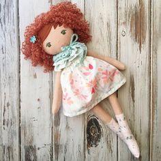 Poppy  SpunCandy Classic Doll Heirloom Quality Doll by SpunCandy