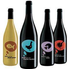 Bouteilles de vin 2.0