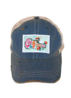 a34e2adf45c Judith March On the Road Again Hat Judith March