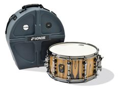 SONOR, proudly celebrating a tradition of over 135 years of excellence has announced the launch of the Limited Edition One Of A Kind snare drums to be introduced at Winter NAMM 2014.These limited drums are the top of the line of the SONOR snare program and honour the long tradition of exiting veneers and innovative instruments within the company's history. Each series features an extremely limited run of special designed snare drums with spectacular natural grown veneers and new shell de...