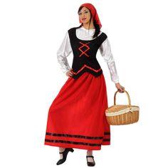 Disfraz de Pastora #disfracesnavidad #disfracesnavideños