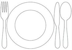 Kids Chores:Printable Table Setting Placemats   Childhood101