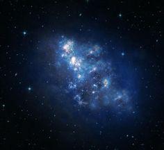 Galaxia Z8 GND 5296 . Las mejores fotos espaciales de 2013 de Reuters (© REUTERS/NASA/JPL-Caltech/SSI)