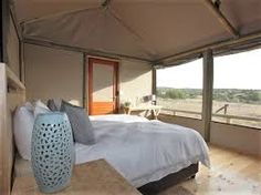 Image result for luxury bush tents