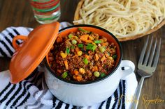 Dobby's Signature:Nigerian Food| Nigerian Recipes| How to Cook Nigerian Cuisines| African Food Blog: Minced meat stew