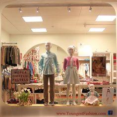 Our shop. Myymälämme.