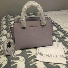 Bran New Michael Kors Purse Brand New Lavender Michael Kors Purse with handles and straps, new with tags Michael Kors Bags Satchels