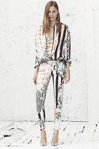 Fall/Winter Trends from Vogue Italy :: Unusual Suits ~ Balmain RTW Resort 2013 Fashion Week, Love Fashion, High Fashion, Fashion Show, Fashion Beauty, Womens Fashion, Fashion Design, Review Fashion, Funky Fashion