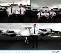 Queremos felicitar a nuestro alumno Pablo  González quien realizó con éxito su convalidacion multimotor.    Quieres ser #piloto?   info@skyecuador.com 04-6008250 www.skyecuador.com o ( 0969063172 solo WhatsApp )