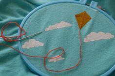 Darling Studio - B R U N C H - knot threadstitch