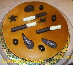 Ζαχαροπλαστική Πanos: Τούρτα καραμέλα - πραλίνα Cake, Desserts, Blog, Tailgate Desserts, Deserts, Food Cakes, Cakes, Postres, Dessert