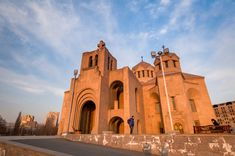 10 Most Beautiful Churches in Armenia That You Must Visit Armenia Travel, Saint Gregory, The Proclamation, The St, Notre Dame, Christianity, Cathedral, Most Beautiful, Religion