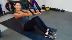 TRX Core - Abdominal Exercises for Everyone - YouTube