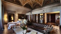 You can never have too much of Tuscany at the luxury Hotel Florence: it's perfect to infuse your day with timeless beauty!