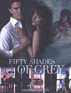 Watch the second full length movie trailer for #FiftyShadesof super hot second trailer for #FiftyShadesofGrey movie starring #JamieDornan as #ChristianGrey & Dakota Johnson as Anastasia Steele. The movie premieres in theaters Valentine's day 2015! www.mrgreyceo.com/fifty-shades-movie-new/second-fifty-shades-of-grey-movie-trailer/