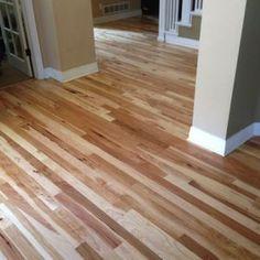 hickory wood flooring