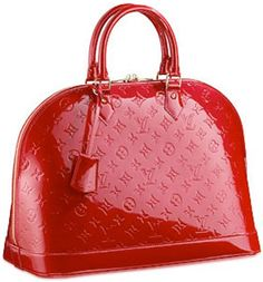 c588f253f8a3 Louis Vuitton Limited Edition Rouge Leather Safari Flight Bag - Designers -  10006667