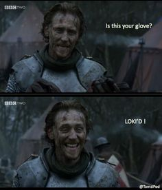 Seen Henry V and this. is. perfection. Shakespeare TROLL! XD