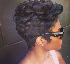 20 Cute Short Hairstyles for Black Women