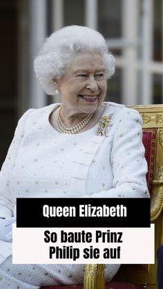 Queen Elizabeth und Prinz Philip verband eine ganze besondere Liebe. Nun verrät eine Hofdame, wie wichtig der Royal für die Königin war. Er baute sie nämlich stets auf. Prinz Philip, Queen Elizabeth, Crown Princess Victoria, British Monarchy, Duchess Kate, Love