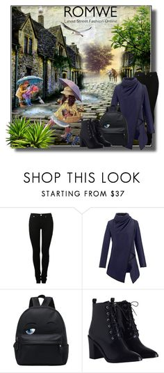 """""""Romwe#1/01"""" by irmica-831 ❤ liked on Polyvore featuring Vie Active, MM6 Maison Margiela and Zimmermann"""