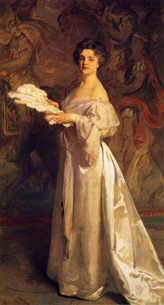 Ada Rehan by John Singer Sargent - 1894