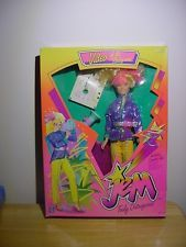 Video - Jem and the Holograms - NRFB L@@K