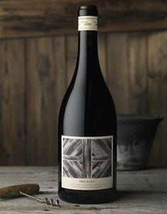 CF Napa Brand Design - Kenwood Vineyards The Barn Wine Packaging Design & Logo Beverage Packaging, Brand Packaging, Packaging Design, Branding Design, Pernod Ricard, Just Wine, Wine Vineyards, Custom Bottles, In Vino Veritas