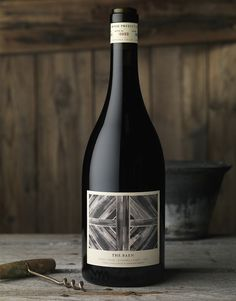 CF Napa Brand Design - Kenwood Vineyards The Barn Wine Packaging Design & Logo Beverage Packaging, Brand Packaging, Packaging Design, Branding Design, Logo Design, Graphic Design, Pernod Ricard, Just Wine, Wine Bottle Design