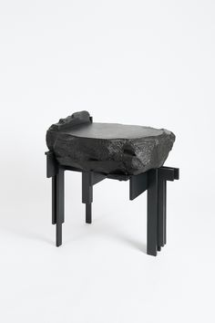 Around Object is a minimalist furniture collection created by Seoul-based designer Jinsik Yun Table Furniture, Furniture Design, Kardashian Home, Minimalist Furniture, Furniture Collection, Design Trends, Objects, Chair, Building Materials