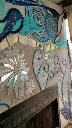 Mosaic Crafts Projects Ideas Tile Mirrors Gl