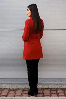 doua-modele-clasice-de-paltoane-femei-5 Sweaters, Fashion, Moda, Fashion Styles, Sweater, Fashion Illustrations, Sweatshirts, Pullover Sweaters, Pullover