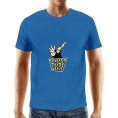 Johnny Bravo (men's t shirt)