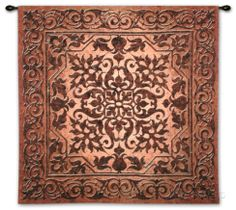 Iron Work Wall Tapestry at AllPosters.com
