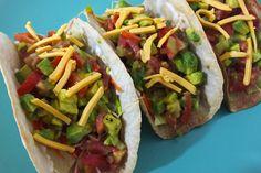 receta-comida-tacos-verduras-brotes-guacamole-vegana-vegetariana ...