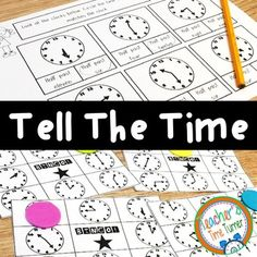 This product contains 13 printable sheets for children to use to match the time on an analogue clock to the time on a digital clock or the time in words. The times include on the hour, half past, quarter past, quarter to and times of 5 minute intervals. The product works only on a 12 hour clock. The...
